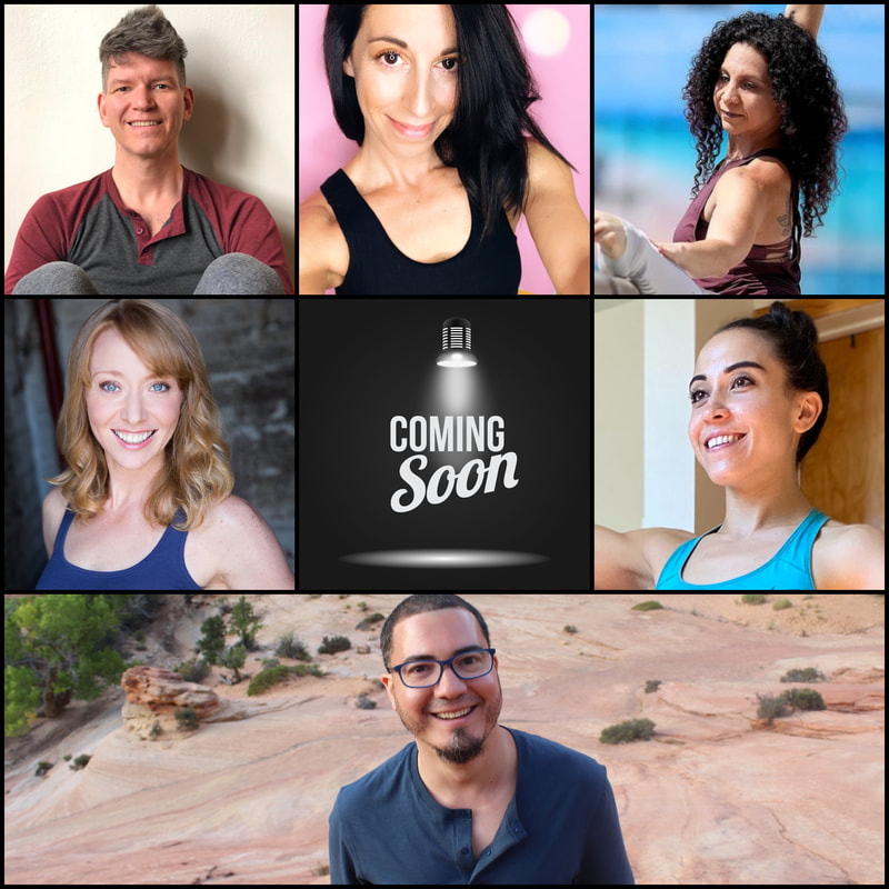 Victor Cotto Dina Ivas Karen Hyland Josh Mathew-Meier Tanya Mgrdechian Erin Giordano Streaming Classes Zoom.us Online Yoga Pilates Barre Sculpt HIIT